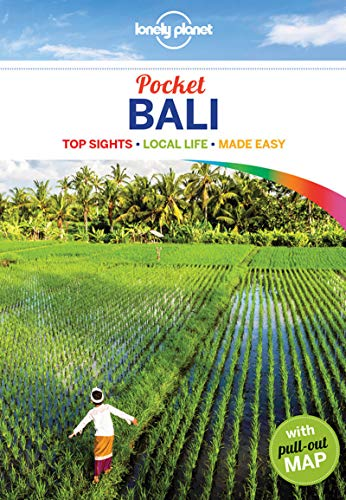 Lonely Planet Pocket Bali (Travel Guide) By Lonely Planet