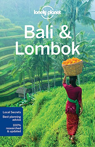 Lonely Planet Bali & Lombok (Travel Guide) By Lonely Planet
