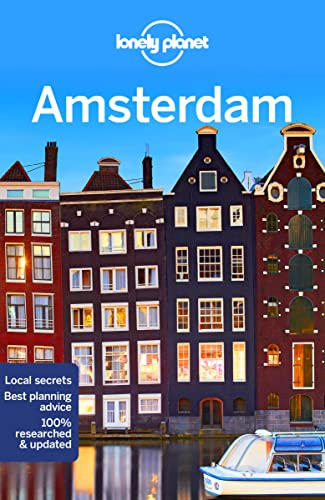 Lonely Planet Amsterdam (Travel Guide) By Lonely Planet