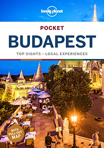 Lonely Planet Pocket Budapest By Lonely Planet