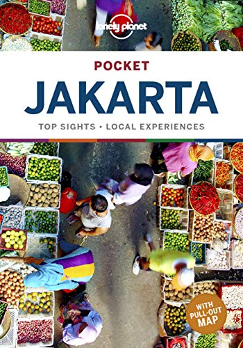 Lonely Planet Pocket Jakarta By Lonely Planet