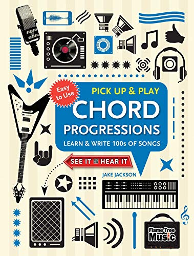 Chord Progressions (Pick Up and Play) By Jake Jackson