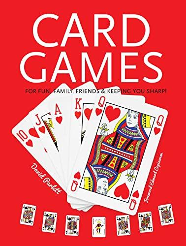 Card Games By David Parlett