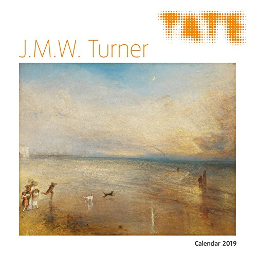 Tate - J.M.W. Turner Wall Calendar 2019 (Art Calendar) By Created by Flame Tree Studio