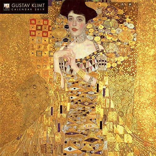 Gustav Klimt Wall Calendar 2019 (Art Calendar) By Inc Browntrout Publishers