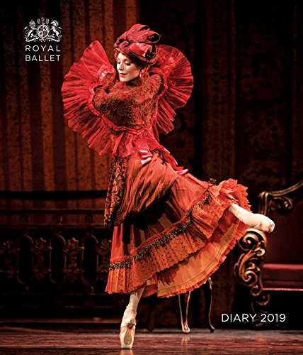 Royal Ballet Desk Diary 2019 By Flame Tree Studio