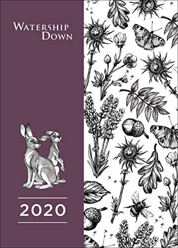 Watership Down A5 Diary 2020