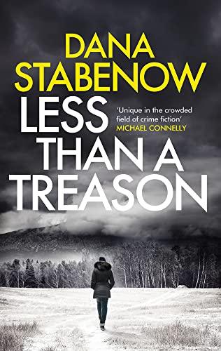 Less Than a Treason By Dana Stabenow