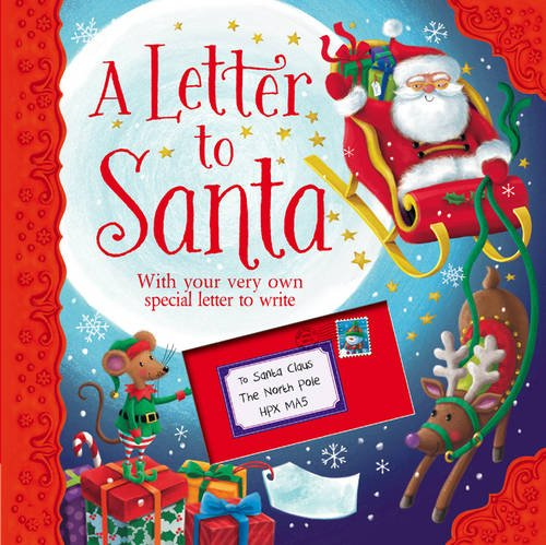A letter to santa book the cheap fast free post 345 picclick uk a letter to santa book the cheap fast free post 1 of 1only 2 available see more spiritdancerdesigns Choice Image
