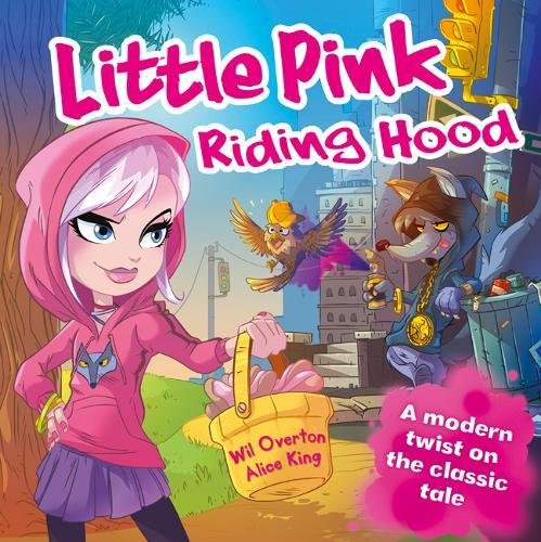 Little Pink Riding Hood By Alice King