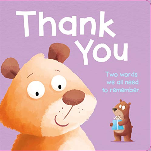 Thank You By Igloo Books