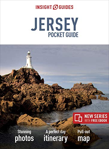 Insight Guides Pocket Jersey (Travel Guide with Free eBook) By Insight Guides
