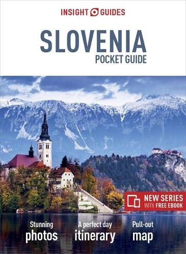 Insight Guides Pocket Slovenia (Travel Guide with Free eBook) By Insight Guides