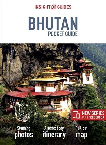 Insight Guides Pocket Bhutan (Travel Guide with Free eBook) By Insight Guides