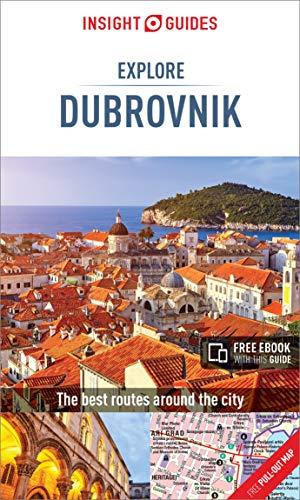 Insight Guides Explore Dubrovnik - Dubrovnik Travel Guide (Insight Explore Guides) By Insight Guides