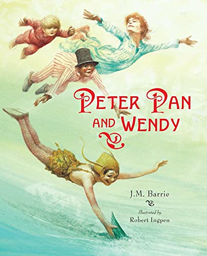 Peter Pan and Wendy (Picture Hardback) By J.M. Barrie