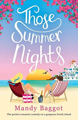 Those Summer Nights By Mandy Baggot