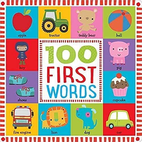 100 First Words By Dawn Machell