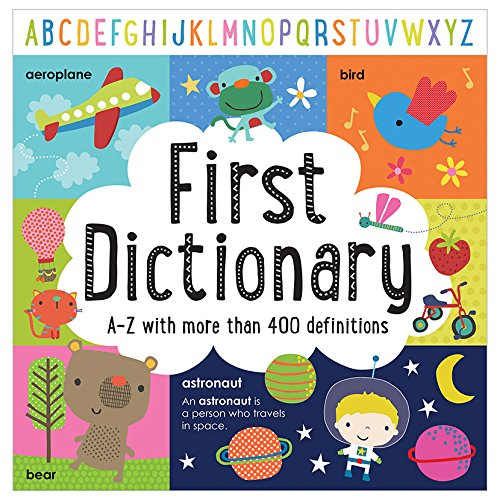 First Dictionary By Dawn Machell