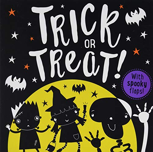 Trick or Treat By Hayley Down
