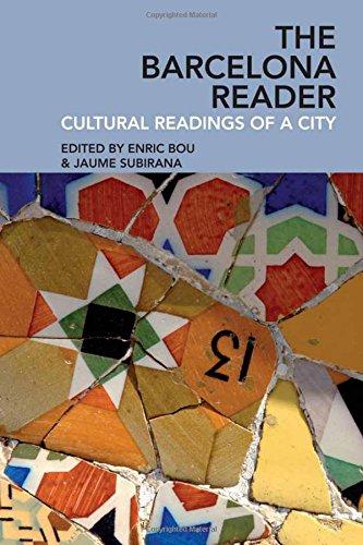 The Barcelona Reader By Enric Bou (Dipartimento di Studi Linguistici e Culturali Comparati, Universita Ca' Foscari Venezia)