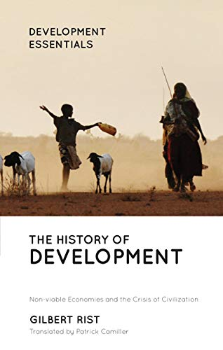 The History of Development By Gilbert Rist