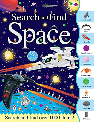 Search and Find Space By Joshua George