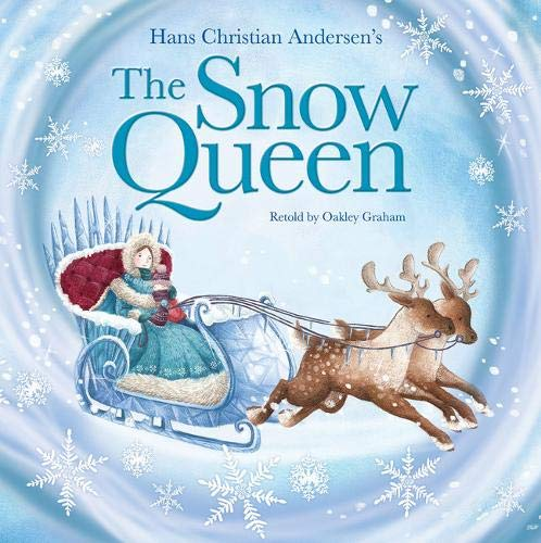 The Snow Queen By Oakley Graham