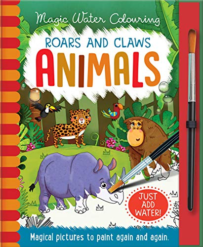 Roars and Claws - Animals By Jenny Copper