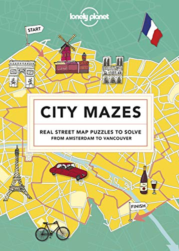 City Mazes By Lonely Planet