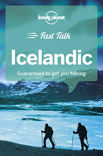 Lonely Planet Fast Talk Icelandic By Lonely Planet