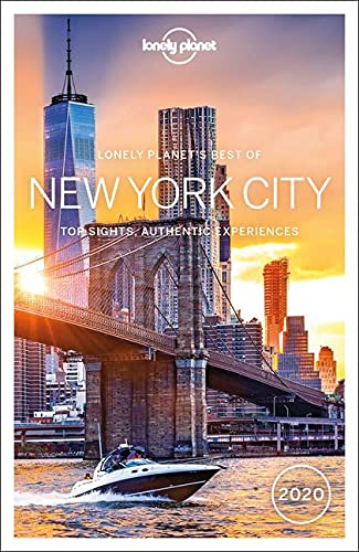 Lonely Planet Best of New York City 2020 By Lonely Planet