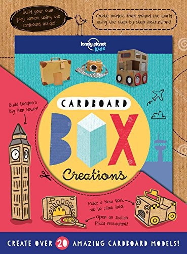 Cardboard Box Creations By Lonely Planet Kids