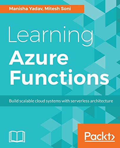 Learning Azure Functions By Mitesh Soni