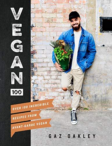 Vegan 100 By Gaz Oakley