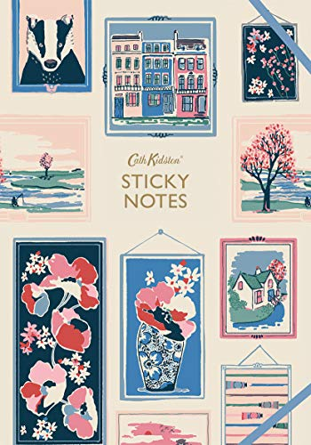 Cath Kidston: Frames Sticky Notes Book By Cath Kidston