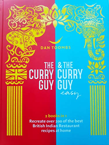 The Curry Guy & The Curry Guy Easy (2 books in 1) By Dan Toombs