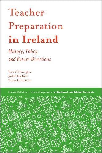 Teacher Preparation in Ireland By Thomas O'Donoghue