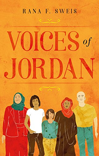 Voices of Jordan By Rana F. Sweis