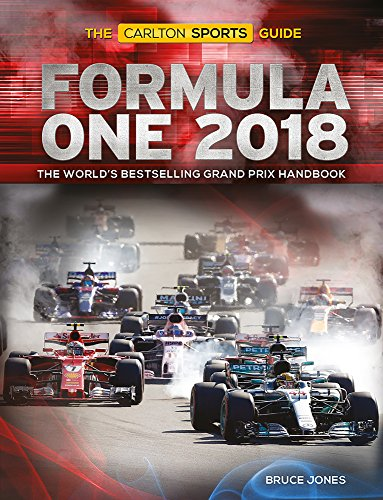 The Carlton Sports Guide Formula One 2018 By Bruce Jones