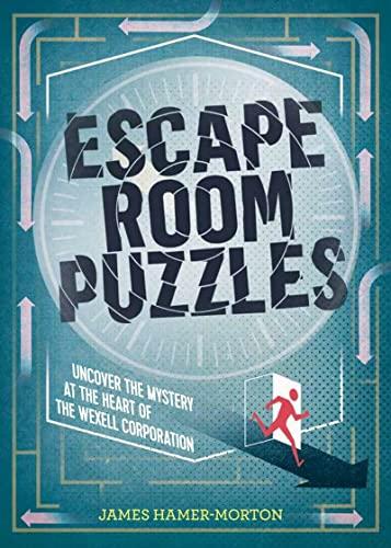Escape Room Puzzles By James Hamer-Morton