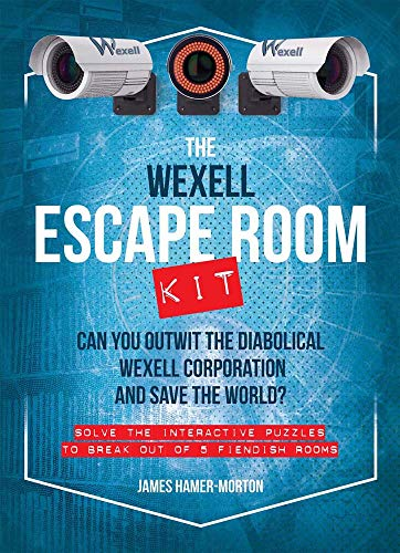 The Wexell Escape Room Kit By James Hamer-Morton