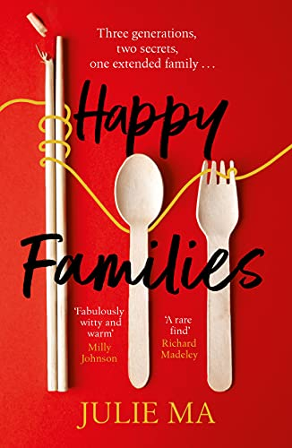 Happy Families By Julie Ma