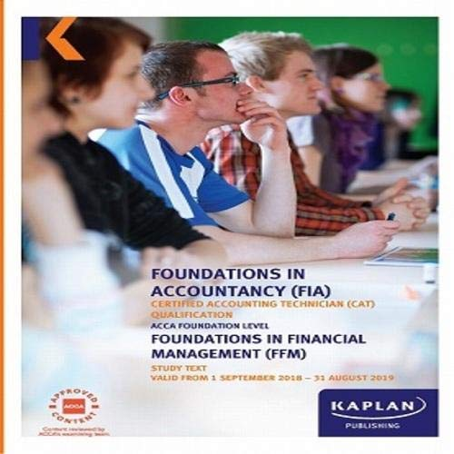 FINANCIAL MANAGEMENT (FM) - STUDY TEXT (Acca Study Texts) By Kaplan Publishing