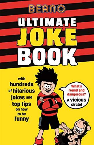 Beano Ultimate Joke Book By Beano Studios Limited