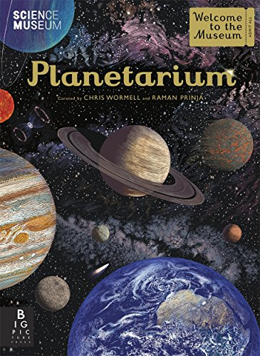 Planetarium von Raman Prinja