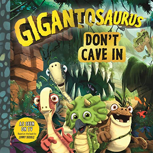 Gigantosaurus: Don't Cave In By Cyber Group Studios