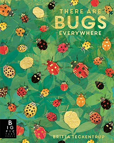 There are Bugs Everywhere By Britta Teckentrup