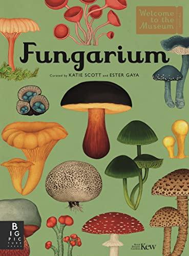 Fungarium By Royal Botanic Gardens Kew
