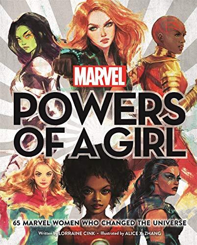 Powers of a Girl von Lorraine Cink